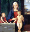 Solario Andrea Virgin and Child