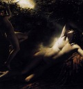 GIRODET Anne Louis The Sleep Of Endymion