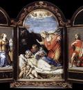 Carracci Annibale Triptych1