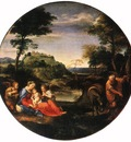 Rest on Flight into Egypt WGA