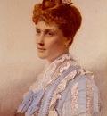 Sandys Anthony Frederick Augustus Portrait Of Anita Smith