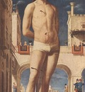 ANTONELLO da Messina St Sebastian