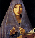 Messina Antonello Da Annunciation