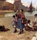 Paoletti Antonio The Bird Seller