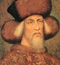 PISANELLO Portrait Of Emperor Sigismund Of Luxembourg