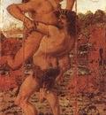 POLLAIUOLO Antonio del Hercules And Antaeus