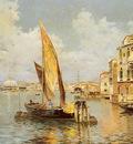 Reyna Antonio The Grand Canal