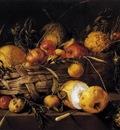 PEREDA Antonio de Still Life With Fruit
