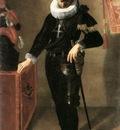 GENTILESCHI Artemisia Portrait Of A Condottiero