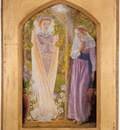 Hughes Arthur The Annunciation