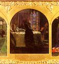 Hughes Arthur The Eve Of Saint Agnes