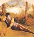 Hughes Arthur The Young Poet