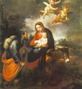 Murillo Flight into Egypt