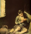 Murillo The Young Beggar