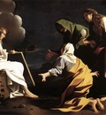 SCHEDONI Bartolomeo The Two Marys At The Tomb