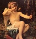 Perrault Leon Jean Basile Cupids Arrows