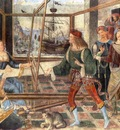 PINTURICCHIO The Return Of Odysseus