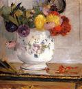 Morisot Berthe Dahlias