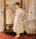 Morisot Berthe The Cheval Glass