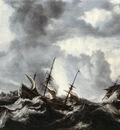 PEETERS Bonaventura the Elder Storm On The Sea