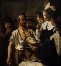 FABRITIUS Carel The Beheading Of St John The Baptist