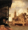 FABRITIUS Carel View Of The City Of Delft