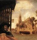 FABRITIUS Carel View Of The City Of Delft
