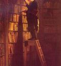 Spitzweg Carl The Bookworm