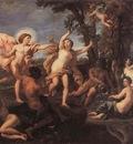 MARATTI Carlo Apollo Chasing Daphne