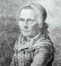FRIEDRICH Caspar David Mother Heiden