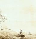 FRIEDRICH Caspar David Pilgrimage At Sunset