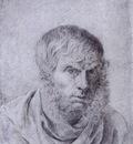 friedrich caspar david self portrait