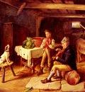 Hunt Charles A Cottage Concert