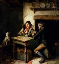 Hunt Charles The Card Players