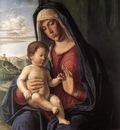 CIMA da Conegliano Madonna And Child