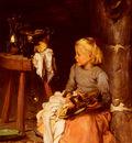 Bail Joseph La Petite Fille Au Chaudron