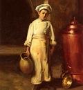 Bail Joseph The Cooks Helper