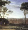Landscape with Noli Me Tangere Scene WGA
