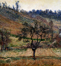 Monet The Valley Of Falaise
