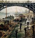 Monet Unloading Coal