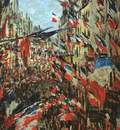 Rue Montargueil with Flags CGF