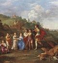 POELENBURGH Cornelis van Children Of Frederick V Prince Elector Of Pfalz And King Of Bohemia