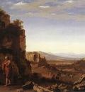 POELENBURGH Cornelis van Rest On The Flight Into Egypt