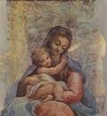 CORREGGIO Madonna Della Scala