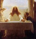 Dagnan Bouveret Christ And The Disciples At Emmaus