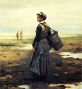 Knight Daniel Ridgway Clamming