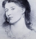Rossetti Dante Gabriel Aggie