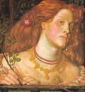Rossetti Dante Gabriel Fair Rosamund