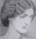 Rossetti Dante Gabriel Jane Burden