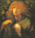 Rossetti Dante Gabriel Mary Magdalen